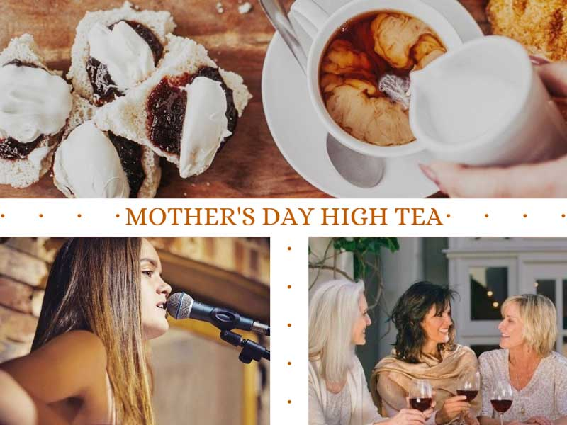 Harvest Cafe | Mothers Day High Tea